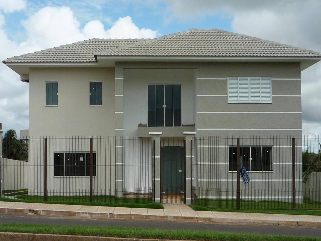 #41708A Em construção Casa Nova! Evolução da construção da nossa  878 Moldura Para Janela De Aluminio