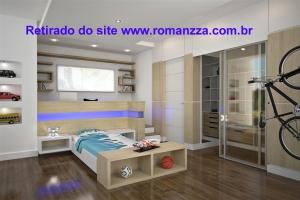 Exemplo extraído do site da Romanzza