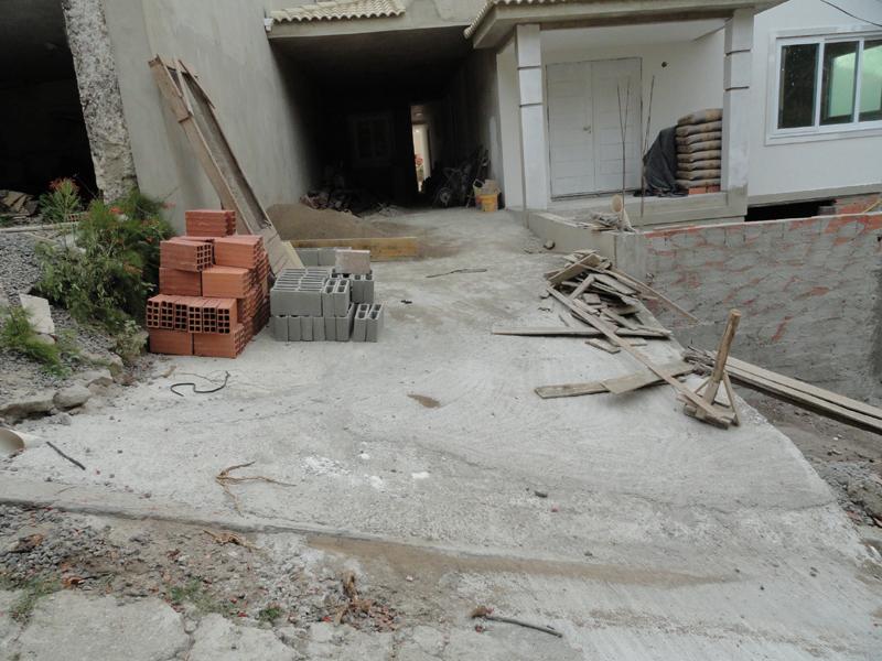 Rampa Em Constru O Casa Nova